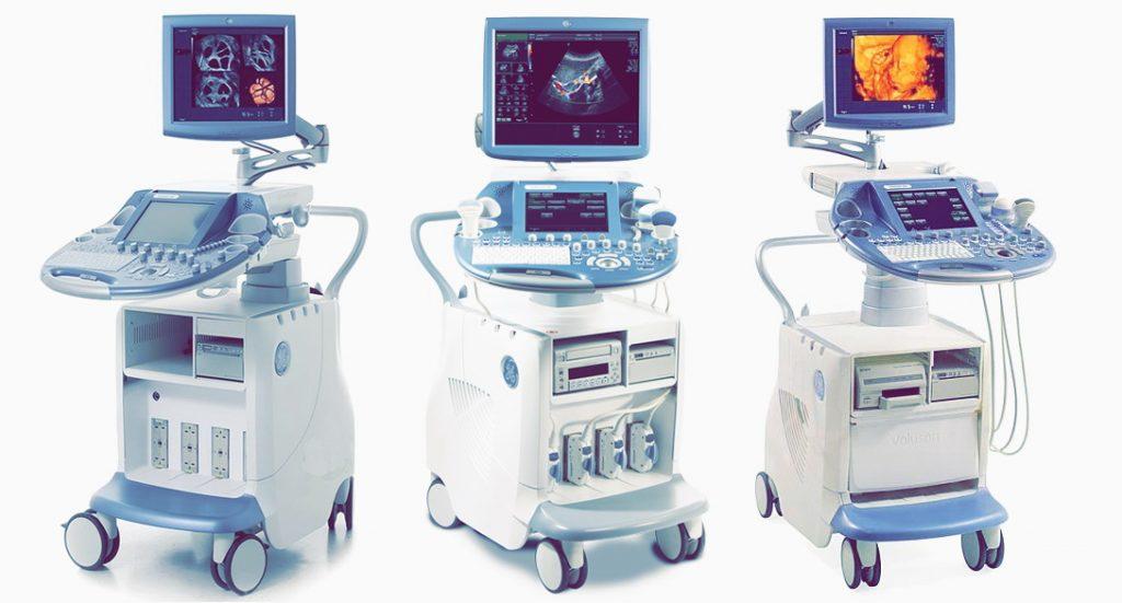 Аппараты ультразвукового исследования