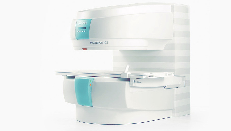 Аппарат МРТ открытого типа