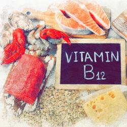 Витамин В12 уровень