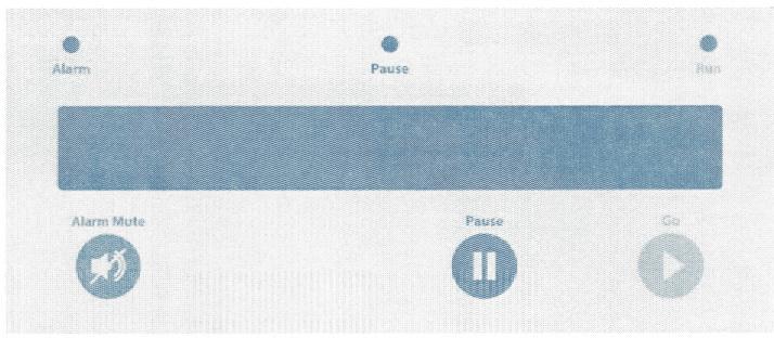 Дисплейная панель системы IMMULITE 1000