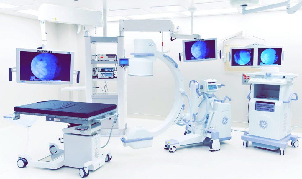 Инструкции на медицинское оборудование