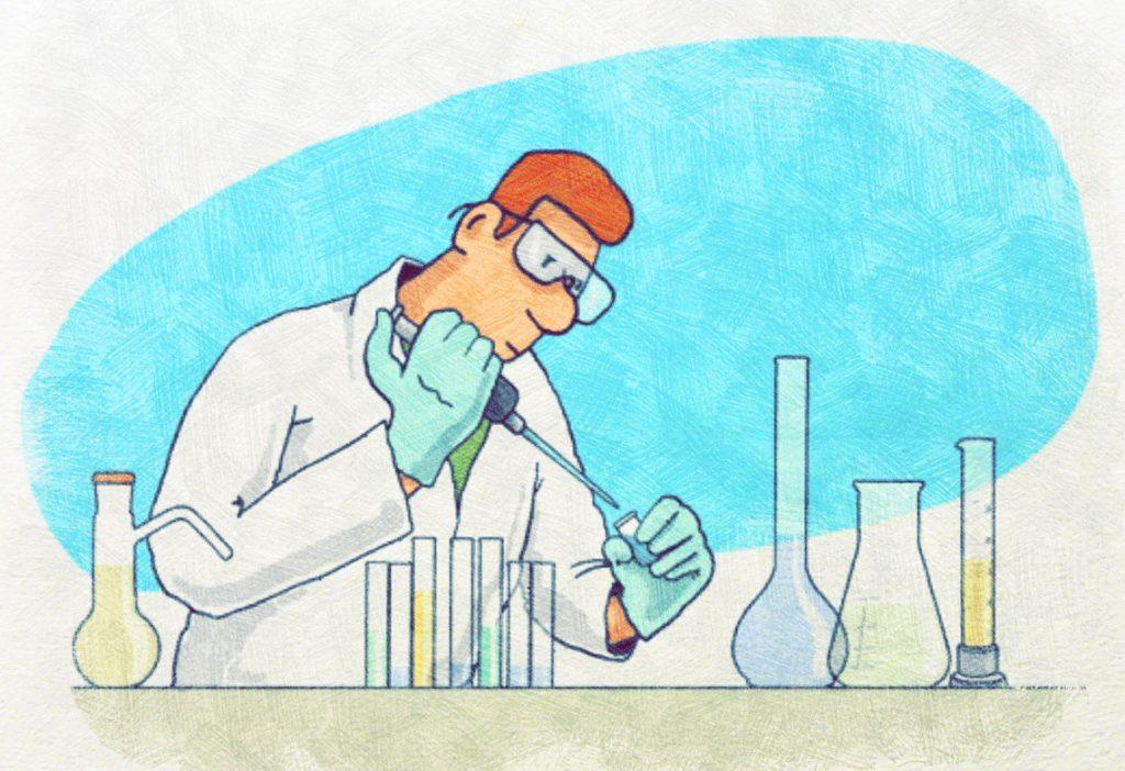 Качество воды в лабораториях
