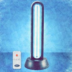 Кварцевая лампа бактерицидная