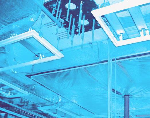 Модульная система операционных конструкция потолка