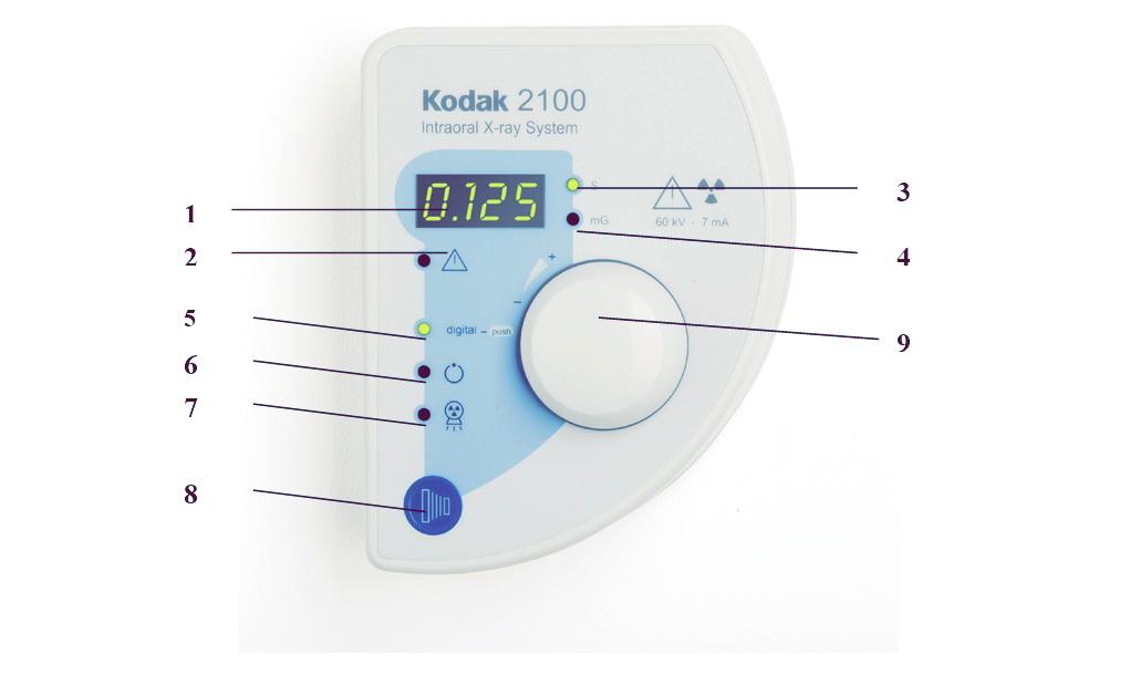 Микропроцессорный таймер KODAK 2100