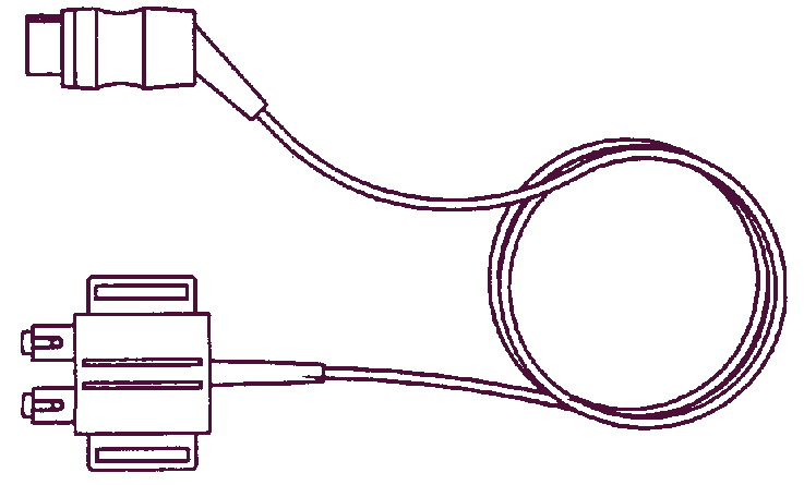 Ножная пластинка фетального ЭКГ