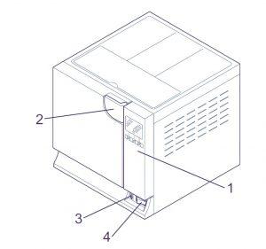 Передние элементы euronda e9