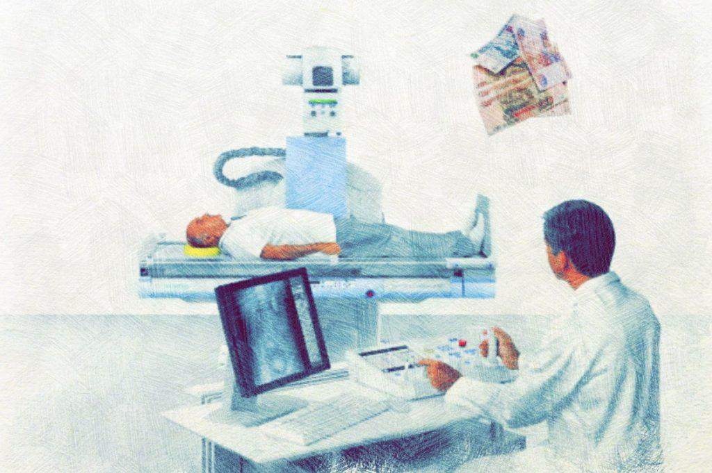 Платный рентген