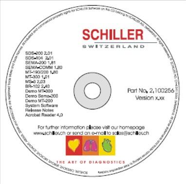Программа MT-300 Schiller