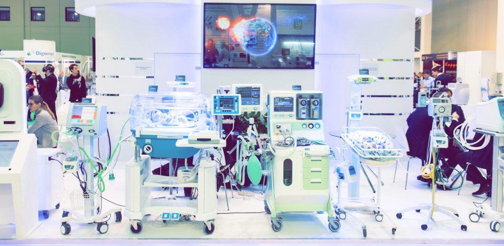 Производители медицинского оборудования