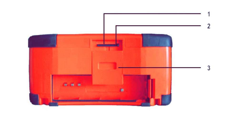 Установка  флеш-карты памяти SaveCard