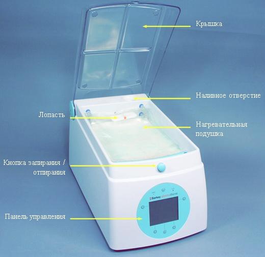 Barkey plasmatherm общий вид