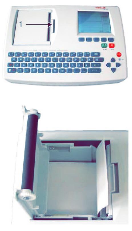 Schiller AT-101 бумага