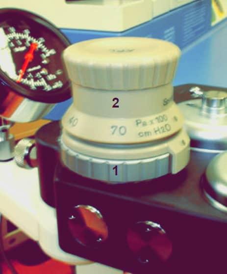 APL клапан Fabius Tiro