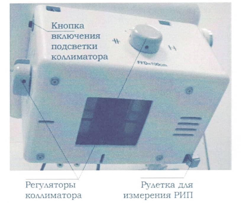 Коллиматор МобиРен 4МТ