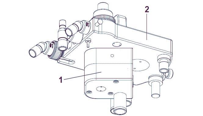 компактная дыхательная система Fabius Tiro
