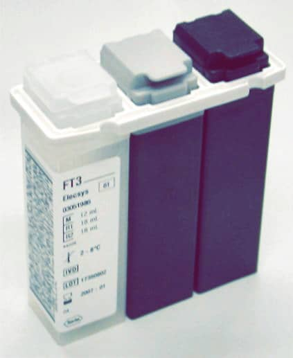 Реагентные кассеты кобас е 411