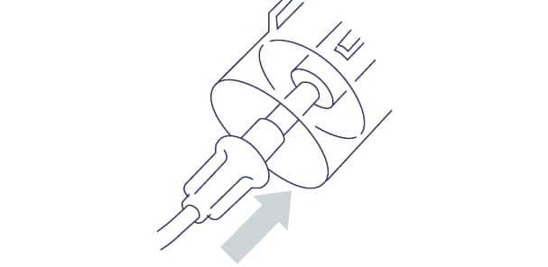 ингалятор Sidestream Disposable