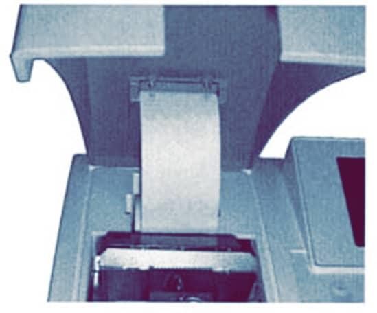Замена бумаги в принтере