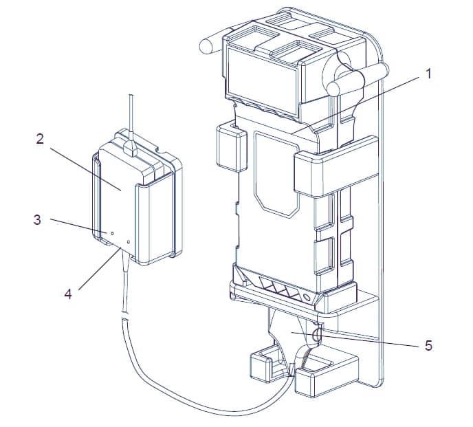 Зарядное устройство MEDRAD